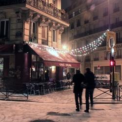Snow Chez Paris (Paris, France)