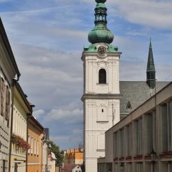 Bílá věž v Klatovech