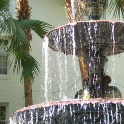A Fountain (Opryland Hotel, Nashville, Tennessee)