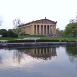 The Parthenon (Centennial Park, Nashville, Tennessee)