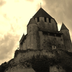 A Storm is Brewing (Provins, France)