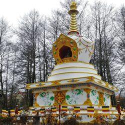 Tibetan Buddhist Stoop Liberec
