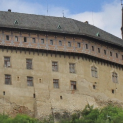 The Great Hall of the Hrad Karlstejn