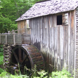 A Mill (Cades Cove, Tennessee)