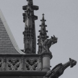 Gargoyles at The Biltmore House