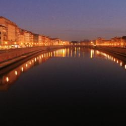 Lights Dancing on the River Arno