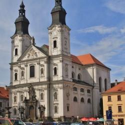 Jezuitský kostel Neposkvrněného početí Panny Marie a sv. Ignáce v Klatovech
