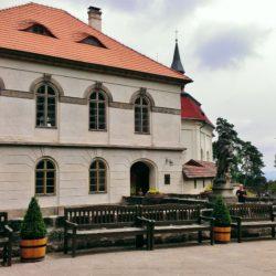Valdštejn Castle