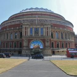 The Royal Albert Music Hall