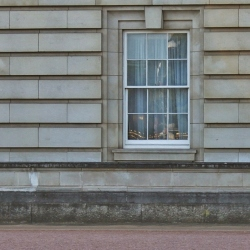 The Household Guard at Buckingham Palace