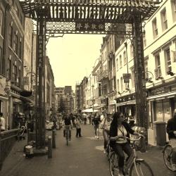 Chinatown Meets Soho (London, England)