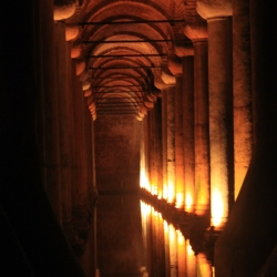 The Cistern or Yerevatan Sarnici