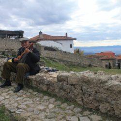 Krujë Albania Balkan Musician