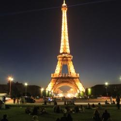 Summer Night in Paris