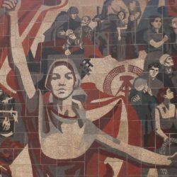 Dresden Germany Communism Mural Wallart
