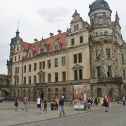 Dresden Germany Square