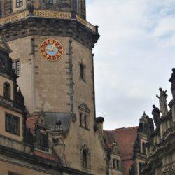 Dresden Germany Clocktower City