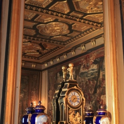 A Clock in the Papal Apartments