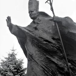 Rybnik, Poland Pope John Paul 2