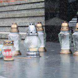 Rybnik, Poland prayer candles bascilica