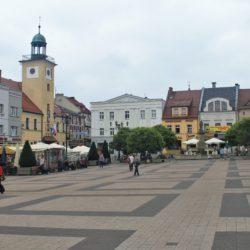 Rybnik, Poland centre