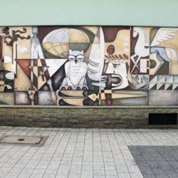 Rybnik, Poland mural