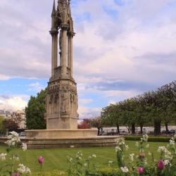 Garden Monument