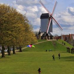 Flemish Springtime (Brugges, Belgium)