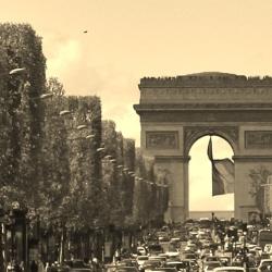 Old Meets New (Paris, France)