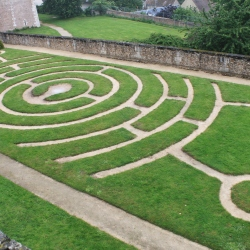 Chartres Cathedral Grounds and Gardens
