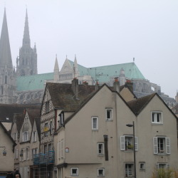 Chartres Cathedral and Old City