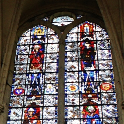 Cathedral of Chartres Stained Glass