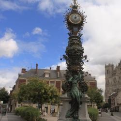 Amiens Clock