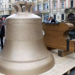New Bells of the Church of St. Bartholomew