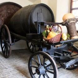 Beer Wagon at Pivovarské muzeum