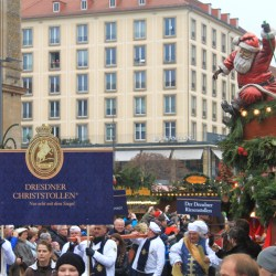 Christmas Market Parade