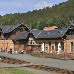 Oybin Train Station