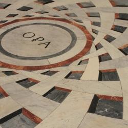 Floor of Il Duomo di Firenze