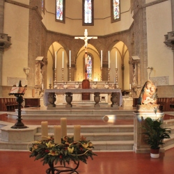 Altar of Il Duomo di Firenze