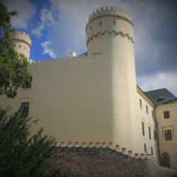 Orlík Castle